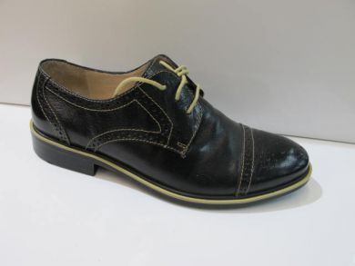 Туфлі на низькому ходу 3031-01-219 - фото