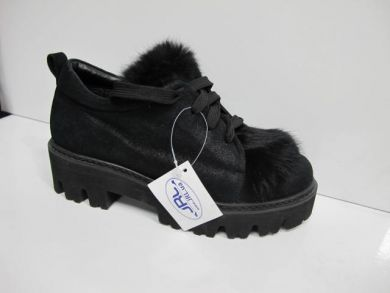 Туфлі на хутрі 5096-1-2 - фото