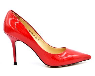 Туфлі на шпильці 603-601-18 - фото