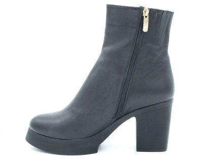 Ботинки на среднем каблуке 22-1550 - фото
