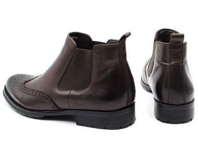 Ботинки челси 192-20 - фото 14