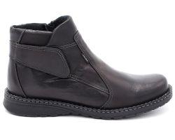Ботинки комфорт на меху 4224 - фото