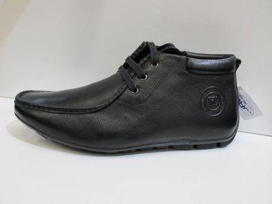 Повсякденні черевики на хутрі 791-3-1 - фото