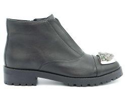 Ботинки на низком ходу 968-12-62 - фото