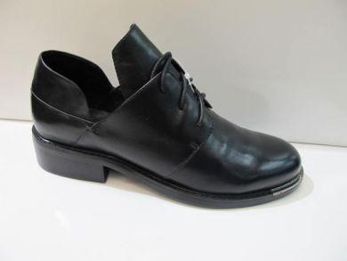 Туфлі на низькому ходу 521-77-1 - фото