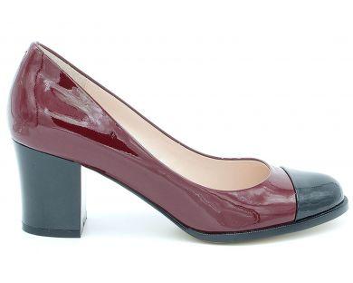 Туфли на каблуке 019-1-1 - фото