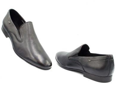 Туфли классические без шнурка 7612-1-40 - фото
