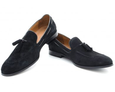 Туфли лоферы 228-7-1 - фото 4