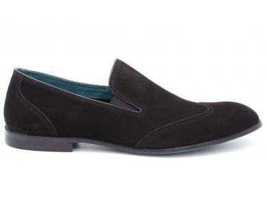 Туфли классические без шнурка 8808-5-27 - фото