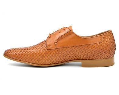 Перфоровані туфлі 7612-6-45 - фото
