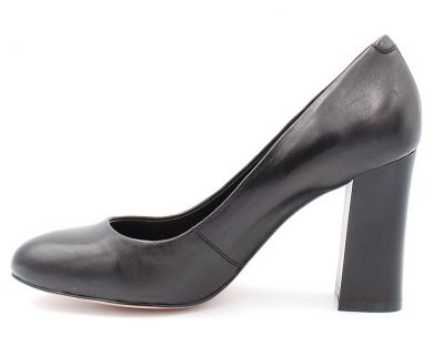 Туфли лодочки на среднем каблуке 12120-02 - фото 9