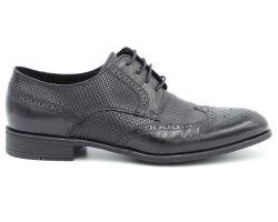 Туфли классические на шнурках 928-9-1 - фото