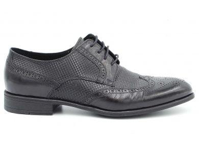 Туфли классические на шнурках 928-9-1 - фото 0
