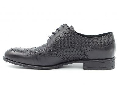 Туфли классические на шнурках 928-9-1 - фото 1