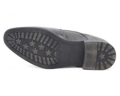 Туфли классические на шнурках 928-9-1 - фото 2
