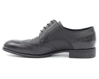 Туфли классические на шнурках 928-9-1 - фото 6