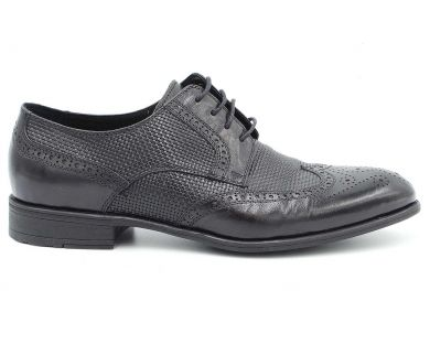 Туфли классические на шнурках 928-9-1 - фото 10