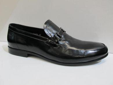 Туфли классические без шнурка 3-9203 - фото