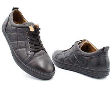 Туфли повседневные (комфорт) 1222-05 - фото