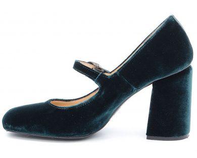 Туфли на каблуке 04-1689 - фото 6