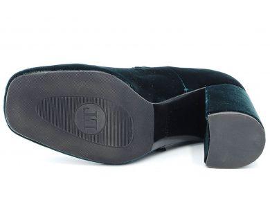 Туфли на каблуке 04-1689 - фото 7