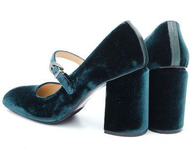 Туфли на каблуке 04-1689 - фото 14