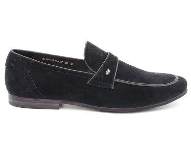 Туфли лоферы 619-1 - фото 0
