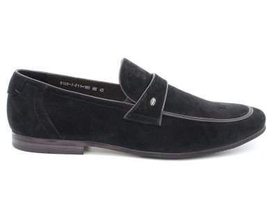 Туфли лоферы 619-1 - фото