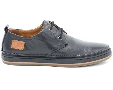 Туфли повседневные (комфорт) 1223-01 - фото 0
