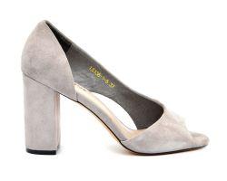 Туфли с открытым носком 5136 - фото