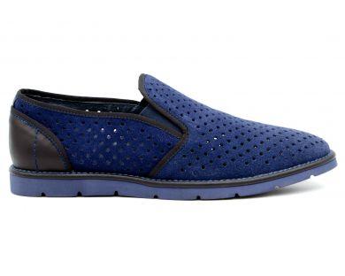 Туфлі комфорт (повсякденні) 3-7207-10 - фото