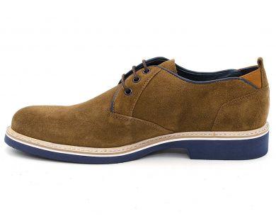Туфли броги 3-8709 - фото 1