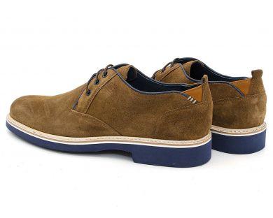 Туфли броги 3-8709 - фото 3