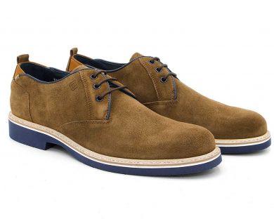Туфли броги 3-8709 - фото 21