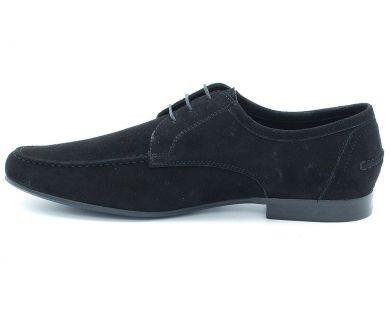 Туфли классические на шнурках 3-9901-6 - фото 6