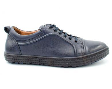 Туфли повседневные (комфорт) 1222-01 - фото 0