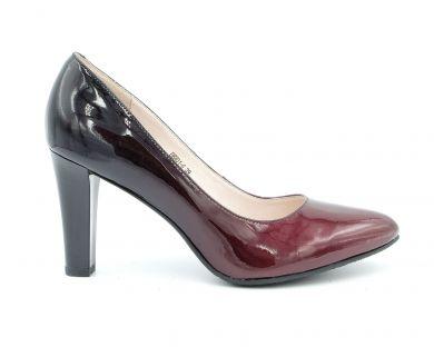 Туфли на каблуке 01-6 - фото