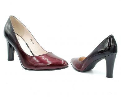 Туфли на каблуке 01-6 - фото 1