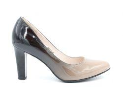 Туфли на каблуке 01-5-12 - фото