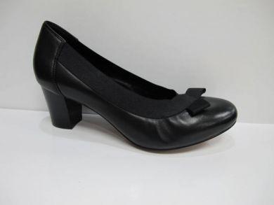 Туфлі комфорт на підборах 407-10 - фото