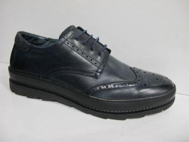 Туфлі броги 1703-0303 - фото