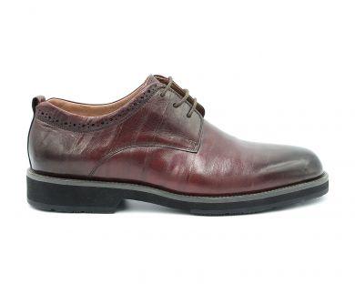 Туфли броги 2840-42 - фото