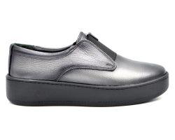 Туфли на толстой подошве 222-1 - фото