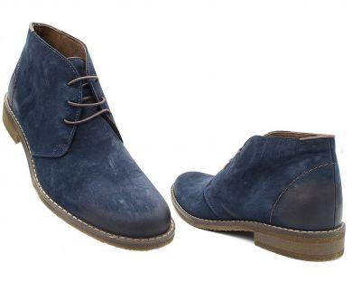 Ботинки повседневные (комфорт) на меху 2501 - фото 5