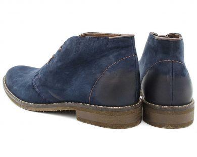 Ботинки повседневные (комфорт) на меху 2501 - фото 6