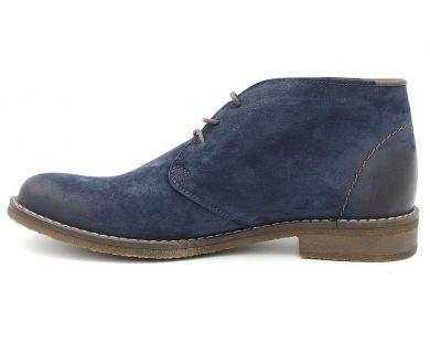 Повсякденні черевики на хутрі 2501 - фото