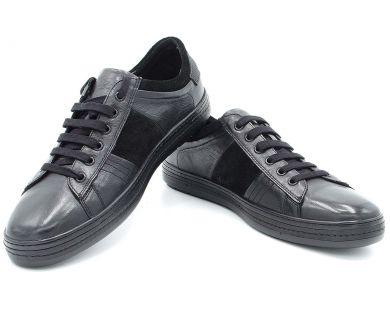 Туфлі комфорт (повсякденні) 1651-0205 - фото