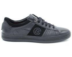 Туфли повседневные (комфорт) 1651-0205 - фото