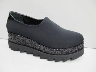 Туфлі на платформі 4100 - фото