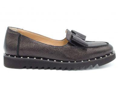 Туфли на толстой подошве 730 - фото